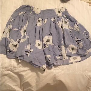 Flowy shorts with pockets!